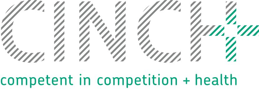 CINCH - Competent in Competition + Health logo